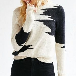Ecote Mohair Sweater